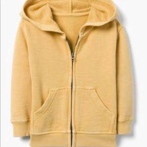 Gymboree Shirts & Tops - Gymboree Boy's Zip Up Hooded Sweatshirt NWT